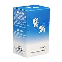 醫鍼 Sタイプ 1箱/100本入 (4番(0.22mm), 寸6(48mm))