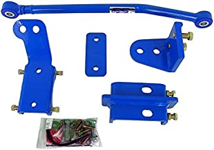 SuperSteer SS400 Rear Trac Bar Compatible with Ford F53 V10 16-19.5K GVWR