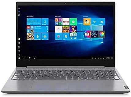 Lenovo Notebook (17,3 Zoll HD+), i5-1035G1 Intel Quad Core 4 x 3.60 GHz, 8 GB DDR4 RAM, 256 GB SSD, HDMI, Intel UHD Grafik, HD Webcam, Windows 10 Pro