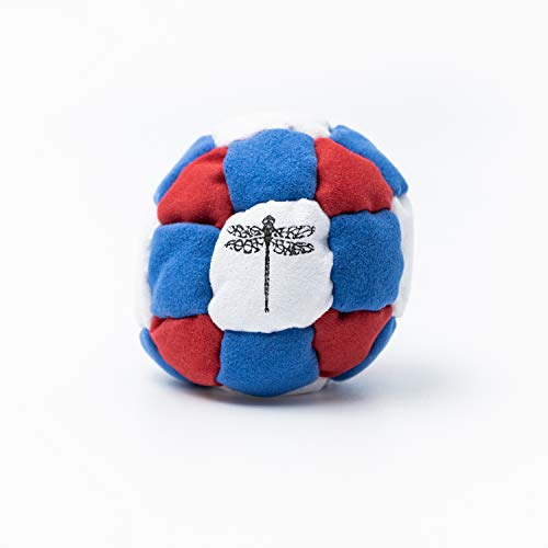 Dragonfly Footbags Drifter 26 Panel (Hacky Sack)