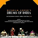 Bickram Ghosh's Drums of IndiaLive (Taal-Adi)