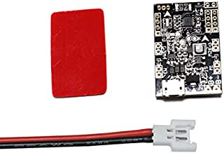 Part & Accessories SP Racing F3 EVO Brush Flight Controller Board 32bit F3 FC for Tiny FPV Micro Quadcopters Hollow Cup Corless Indoor FPV DIY Part - (Color: CF firmware)