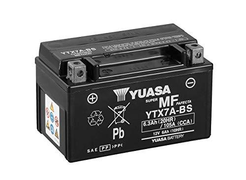 Yuasa - Batería yuasa ytx7a-bs