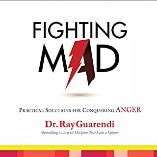Fighting Mad audiobook cover art