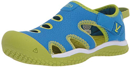 KEEN Kinder Sandale Stingray C Brilliant Blue/Chartreuse 24