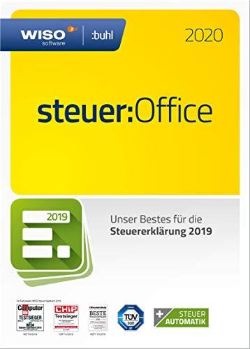 WISO steuer:Office 2020 (für Steuerjahr 2019)  PC Aktivierungscode per Email