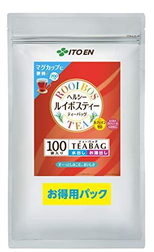 伊藤園 ヘルシールイボスティー ティーバッグ 2.0g×100袋
