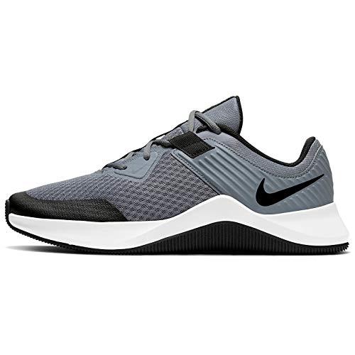 Nike Herren Mc Trainer Walking-Schuh, Cool Grey/Black-White, 45 EU