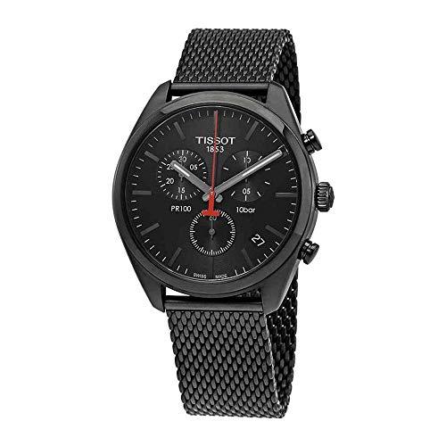 Tissot Herren-Armbanduhr PR 100 Chronograph T101.417.33.051.00