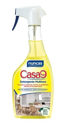 Nuncas Italia S.p.A. Casa9 Desengrasante Multiusos 750 ml