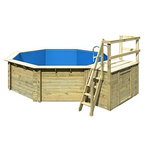 KARIBU. Pool Modell 2 Variante B (Pool Sparset Komfort)