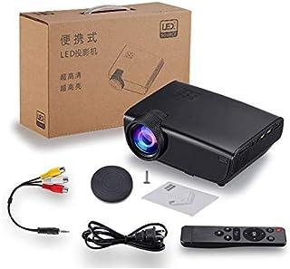 Mini Proyector De Video Portátil Mini Proyector, Artefacto De Proyección Universal WiFi Inalámbrico, Enviar Tela De Proyec...