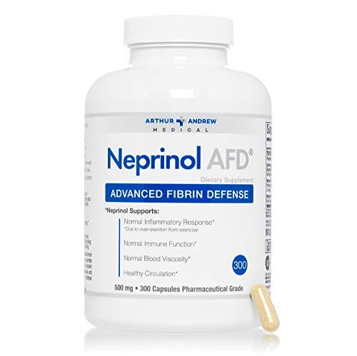Neprinol AFD - Suplemento Para la Curvatura de Pene - Reduce