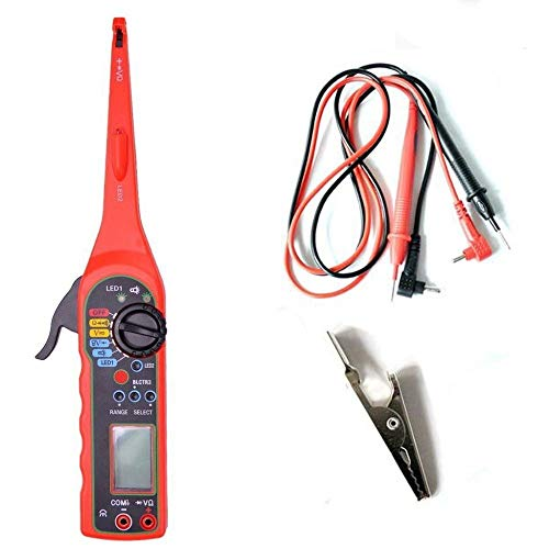 Great Features Of Car Tester Tool Power Electrical Multi-Function Auto Circuit Tester Multimeter Lam...