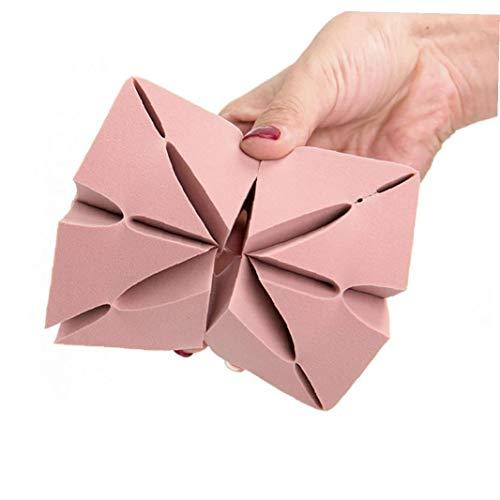 One Pack Poudre Puffs Maquillage éponge Amovible Blending Blender Foundation Correcteur Applicateur Éponges Triangle Forme Détacher En 8 PCS