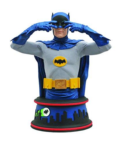 Diamond Select Toys Batman Classic 1966 TV Series: Batusi Batman Resin Bust by Diamond Select