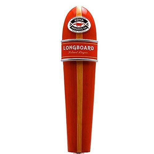 Kona Brewery Longboard Lager Tap Handle by Kona Brewery