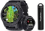 Best Golf Watches - SkyCaddie LX5 GPS Watch Power Bundle | +PlayBetter Review