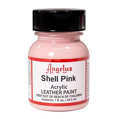 Angelus Acryl Lederfarbe Shell Pink 29,5ml
