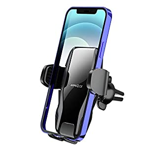 "Car Vent Phone Holder, APPS2Car Stable iPhone Car Vent Mount, Car Phone Mount Vent, Compatible with 4-7"" iPhone 12 Pro…"
