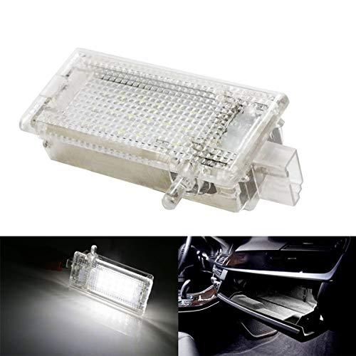 GOFORJUMP 1 Unids Guantera LED Luz Lámpara para B/MW E46 E53 X5 E81 E82 E83 E84 E87 Z88...