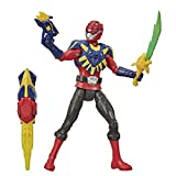 Power Rangers Beast Morphers Beast-X King Red Ranger 6-inch Action Figure Toy Inspired by The TV Show