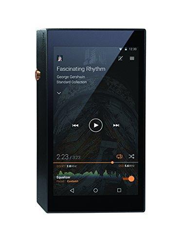 Pioneer Hi-Res Portable Digital Audio Player, Black XDP-300R(B)