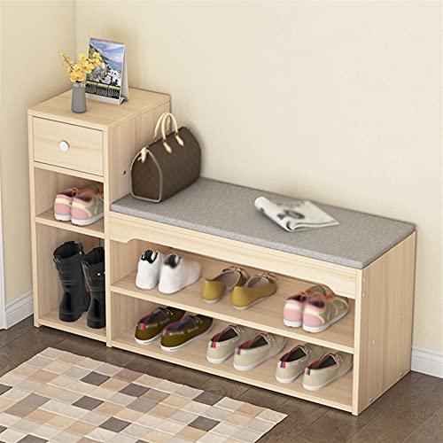 Scarpiera Scarpe da scarpe da scarpe da 3 strato armadio da scarpe da 3 strati integrato scarpa per scarpe da bagno, usata per camera da letto soggiorno corridoio scarpe da corridoio rack per stoccagg