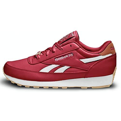 Reebok Classic Renaissance Shoe - Men's Casual Excellent Red/White/Gold