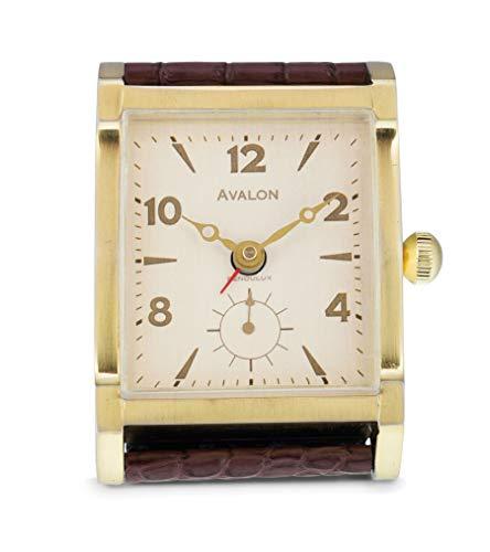 "Pendulux, Alarm Clock, 4"" H x 3.5"" W x 3.5"" D, 1.4 lbs - Avalon"