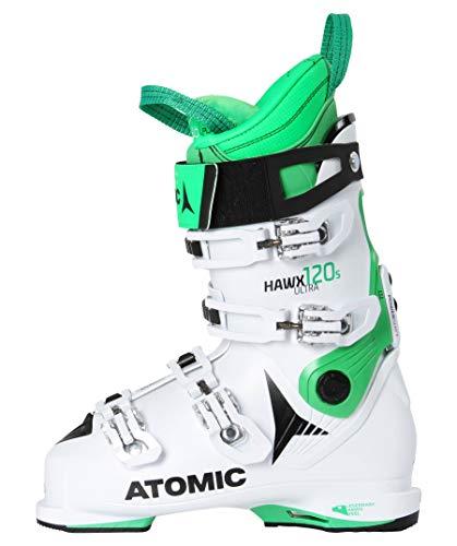 Atomic Unisex-Erwachsene ABO ATO All Mtain Inl Schneestiefel, Weiß (White/Green. 000), 37/38 EU