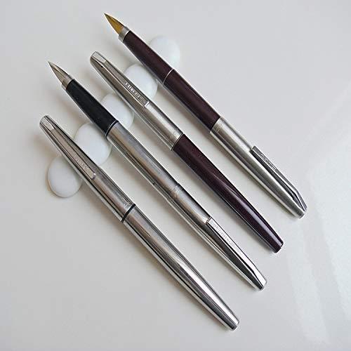 Accidnetal classic 443 daga de acero iridic gold pen pluma Grupo vino tinto
