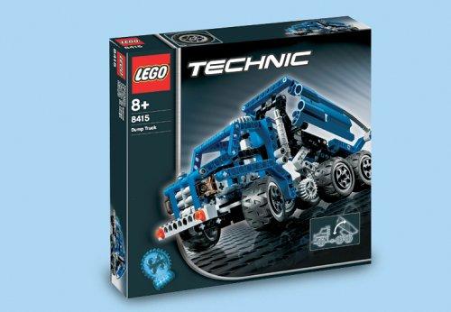 Lego Technic 8415 - Kipplaster
