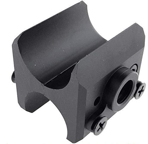 Airsoft Magic Matel QD - Soporte giratorio para botón 870, color negro