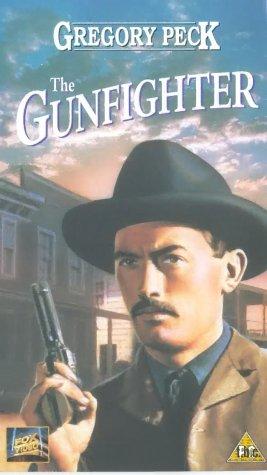 The Gunfighter [VHS]
