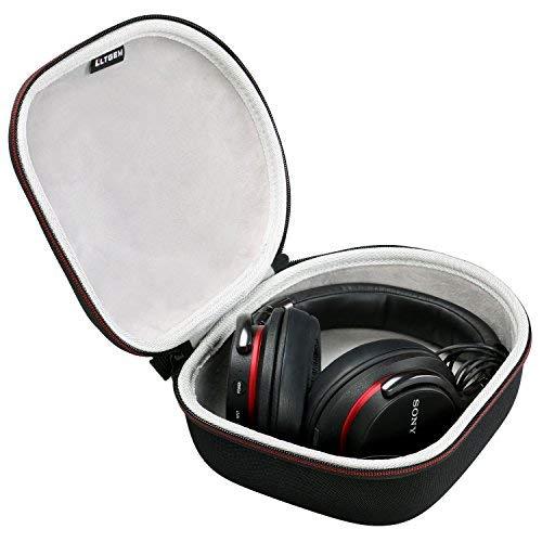 LTGEM Duro Auriculares Caso Viajar Bolsa para Sony, Audio-Technica,Xo...