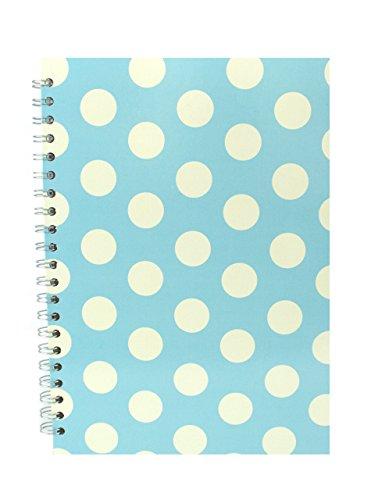 tama/ño A4 Cuaderno para acuarelas color crema Pink Pig Banana Ameleie