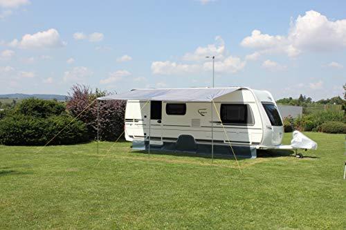 Herzog Sunshine 500 Wohnwagen Sonnendach Sonnenvordach Sonnensegel Sonnenschutzdach
