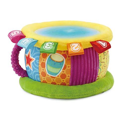 VTech- Tambor Luces Mágicas. Activity Muscial bebé +6meses, Color (3480-612547)