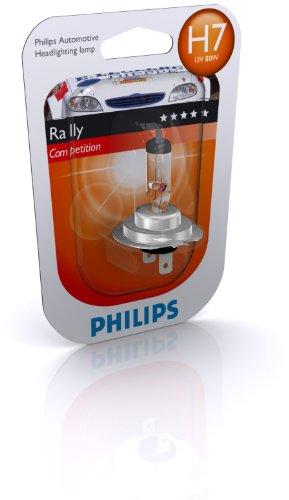 Philips Rally H7, Lampadina per fari macchine da corsa