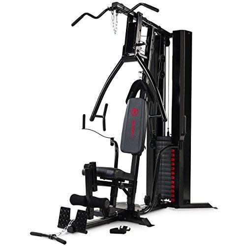 Marcy Multiestación Eclipse Deluxe Home Gym HG5000 - Uso doméstico, Máquinas de musculación, Los Mejores Precios ✅