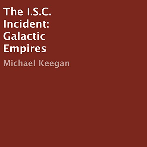 The I.S.C. Incident audiobook cover art