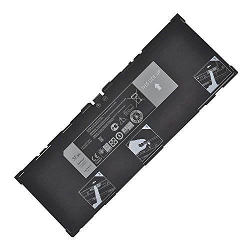 Hubei 9MGCD T8NH4 0T8NH4 XMFY3 312-1453 VYP88 Laptop Akku für Dell Venue Pro 11 5130 Tablet Series 312-1453 VYP88 (7.4 32Wh)