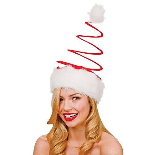 Nwn Weihnachten Kleid Weihnachten Frühlings-Hut-Spaß-Spaß Weihnachtsmütze