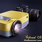 Zoom IMG-1 proiettore portatile supporta 1080p full