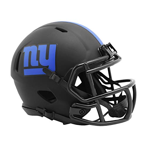 Riddell Speed Mini Football Helm - Eclipse New York Giants