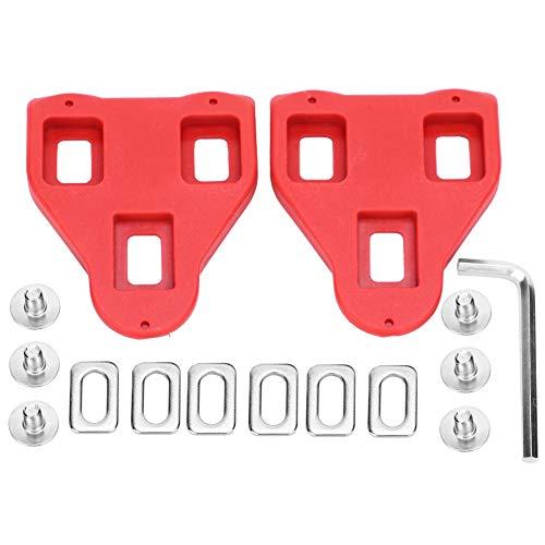 1 par de Placas de Bloqueo de Pedal, Tacos de Pedal de...