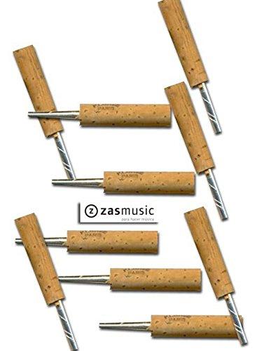 Tudel oboe LORÉE plata 47mm