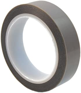 CS Hyde Conformable PTFE Tape With Silicone Adhesive, Brown 1/2 inch X 36 yards