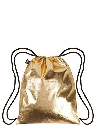 METALLIC Gold Backpack: 43.5 x 34cm